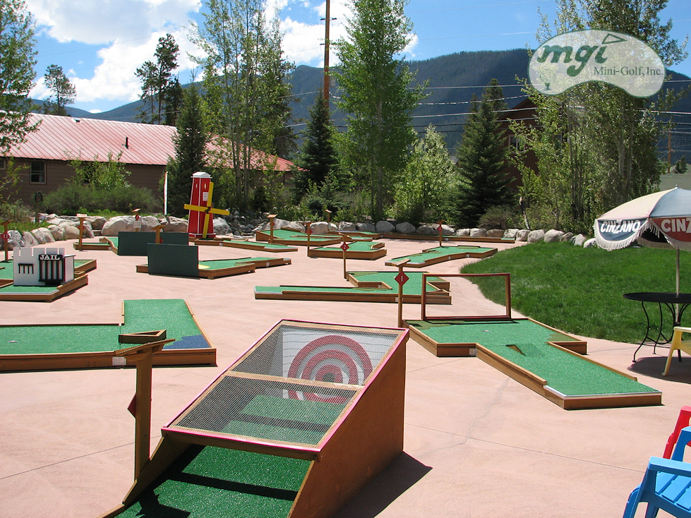Mini Golf Inc Outdoor Miniature Golf Courses
